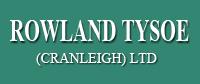 Rowland Tysoe - Local Plumbing, Heating & Electrical Merchants, Cranleigh, Surrey